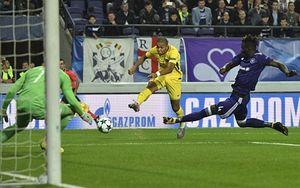 Gạt bỏ hiềm khích, sao PSG thay nhau 'hạ sát' Anderlecht