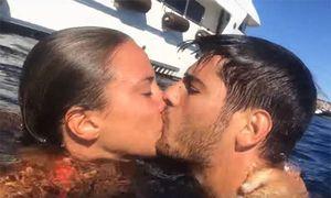 Bà xã người mẫu làm video khoe tất tật trò vui trong kỳ nghỉ hè với Morata
