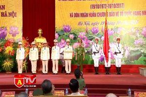 Lực lượng tổ chức cán bộ Công an Thủ đô - 45 năm xây dựng và trưởng thành