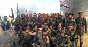 Bất chấp Israel, quân đội Syria chiếm cứ địa Al-Qeada trên cao nguyên Golan (video)