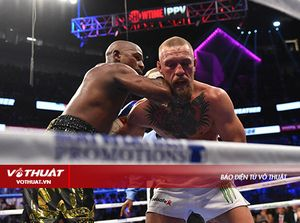 Conor McGregor muốn tái đấu Floyd Mayweather
