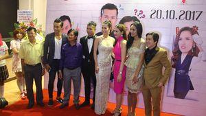 Dàn 'hot girl' lộng lẫy tham gia buổi ra mắt phim tại Sài Gòn