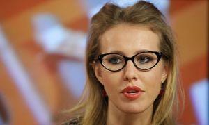 Nữ MC truyền hình thách thức ông Vladimir Putin trong cuộc bầu cử Tổng thống Nga 2018