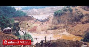 Hà Nam: Khổ sở vì mỏ đá