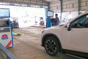 Bộ Tư pháp lên tiếng về quy định dừng đăng kiểm xe chưa nộp phạt