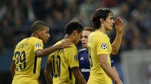 Video clip highlights bàn thắng trận Anderlecht 0-4 PSG