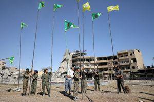 Khám phá boongke tử thủ mà IS bỏ lại sau khi bị đánh đuổi khỏi Raqqa