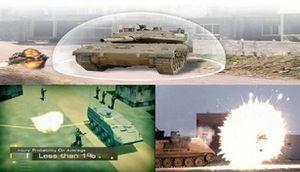 50 tăng Merkava Israel bị bắn tan nát đổi lấy Trophy
