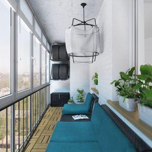 Mê mệt với căn hộ chung cư 41m2 đẹp như khách sạn