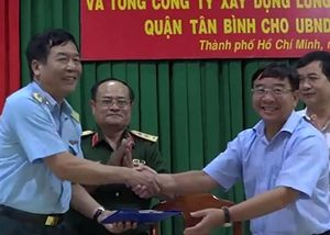 Bộ Quốc phòng bàn giao đất cho TP HCM xây nhà ga metro