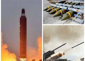 Tình báo Mỹ phát hiện chấn động về Triều Tiên, Mỹ chuyển hơn 800 quả bom tới đảo Guam