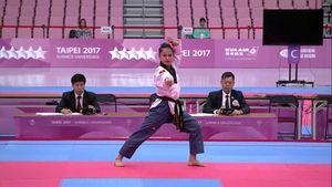 Lệ Kim và hành trình trở thành cô gái vàng Taekwondo