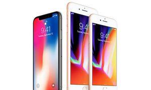 iPhone X sẽ khiến iPhone 8 giảm nửa doanh số