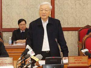 Bộ Chính trị đánh giá cao sự phát triển của TP.HCM