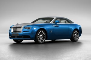 Rolls-Royce Dawn phiên bản giới hạn dành riêng cho tỷ phú