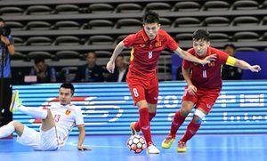 Tuyển futsal Việt Nam hạ chủ nhà Trung Quốc ở Cúp tứ hùng
