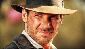 'Indiana Jones' là nhân vật điện ảnh vĩ đại nhất mọi thời đại