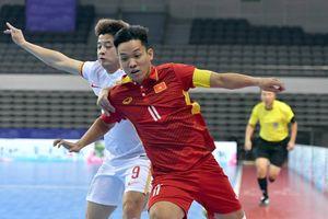 Xem tuyển futsal Việt Nam thắng kịch tính chủ nhà Trung Quốc