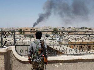 Chiến sự Syria: Sniper Anh kể về cuộc chiến chiếm sào huyệt IS (video)