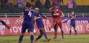Vòng 22 V-League: TP.HCM chia điểm tẻ nhạt với Becamex Bình Dương