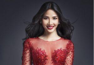 Hoàng Thùy – Đã thấy dáng dấp một nữ hoàng sắc đẹp