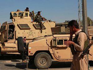 Giao tranh bùng nổ giữa người Kurd và quân Iraq