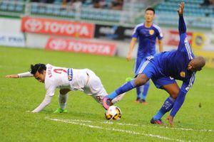 Kết quả trận Quảng Nam vs HAGL, vòng 22 V-League