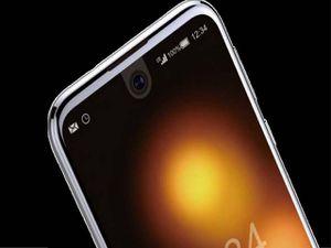 Sharp sẽ cho ra mắt smartphone 'na ná' iPhone X