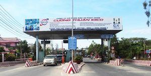 Điểm danh hàng loạt trạm thu phí BOT của Công ty Cường Thuận