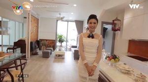 Hoa hậu Ngọc Hân khoe căn hộ đậm chất truyền thống