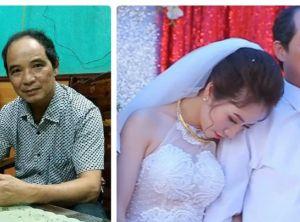 Bố tiễn con gái về nhà chồng: Con gái tôi sống rất tình cảm!