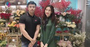 Hoa hậu Đặng Thu Thảo xuất hiện sau đám cưới, rạng rỡ bên doanh nhân Đăng Khoa