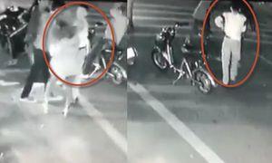 Clip côn đồ Thái Bình đâm gục nam sinh bảo vệ bạn gái bị đánh và trêu ghẹo
