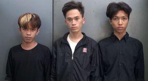 Triệt phá hai băng trộm cướp tuổi teen