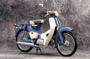 Lịch sử Honda Super Cub qua 20 mốc son 'Vàng'