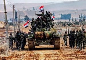 Chiến sự Syria: Phát hiện trung tâm truyền thông IS, cận cảnh kho vũ khí khủng bố ở Deir Ezzor