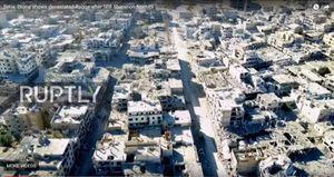 Mỹ san phẳng sào huyệt Raqqa để diệt IS