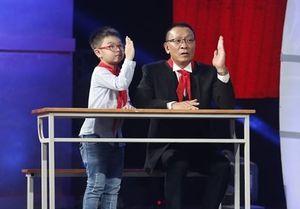 MC Lại Văn Sâm thán phục sự hiểu biết, trí nhớ siêu phàm của cậu bé 6 tuổi