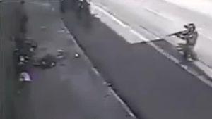 Cảnh sát Brazil bắn hạ hai tên cướp trên đường phố