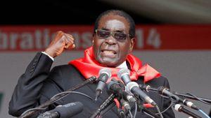 WHO rút chức Đại sứ thiện chí của Robert Mugabe