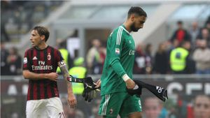 Video clip highlights trận AC Milan 0-0 Genoa