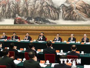 Trung Quốc thông qua dự thảo danh sách ủy viên trung ương