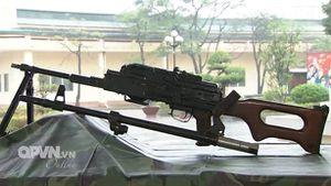 Việt Nam tự chế tạo thép sản xuất vũ khí