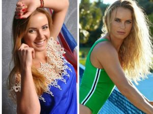 Trực tiếp WTA Finals ngày 2: Hoa khôi đại chiến, Halep chờ 'đòi nợ'