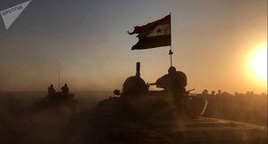 Xem quân Syria đánh thọc sâu vào chiến trường khốc liệt nhất