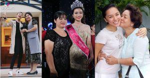 Chấm điểm dung nhan 'mẫu thân' ít lộ diện của các mỹ nhân Việt