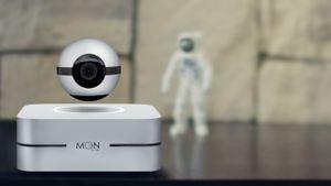 1-Ring Moon: camera 360 độ phản trọng lực đầu tiên trên thế giới