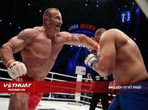 'Người đàn ông mạnh nhất hành tinh' đánh bại cựu võ sĩ UFC