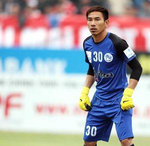 Thủ môn CLB Thanh Hóa nói gì sau sai lầm ngớ ngẩn ở trận gặp Quảng Ninh?