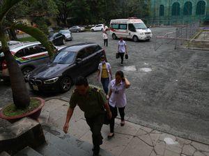 Vụ Pharma: Bị bắt tại tòa, bị cáo Hùng xỉu vì sốc